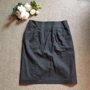 Talbots Wool pencil skirt SZ 4 LIKE NEW
